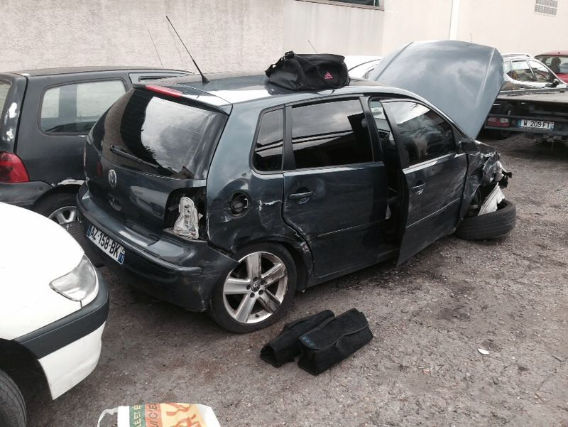 rachat de voiture accidentee 78